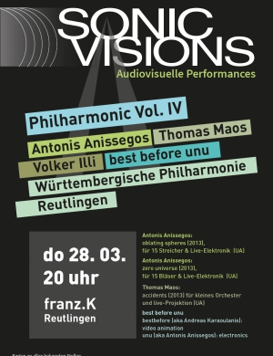 SONIC ViSIONS Plakat A1